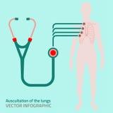 Vector Stethoscope Image Royalty Free Stock Image