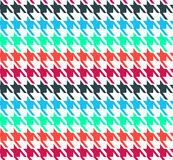 Vector stock illustration of pattern Royalty Free Stock Images