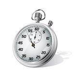 Vector stopwatch Stock Photos