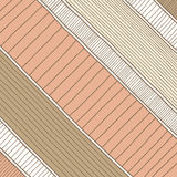 Vector strip pattern. Royalty Free Stock Images