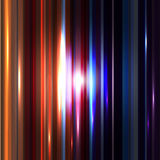 Vector striped abstract background Stock Image