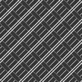 Vector stripes of design seamless diagonal pattern. Stock Photos
