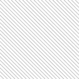 Vector stripes seamless pattern. Thin diagonal lines texture. Vector stripes seamless pattern. Thin diagonal lines texture, 45 degrees inclination. Simple Stock Images
