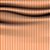 Vector stripped drapery. Soft cloth with stripes. Much space for Stock Photos