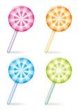 Vector suikergoed Stock Afbeelding
