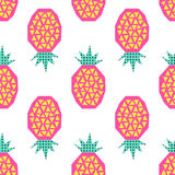 Vector summer pattern Royalty Free Stock Images
