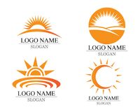 Vector - Sun burst star icon logo and symbols. Vector - Sun burst star icon logo and symbols Stock Photos