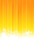 Vector sunny background Royalty Free Stock Photos