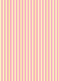 Vector Swatch Striped Fabric Background. Vector swatch striped fabric wallpaper in pink, gold and ecru that matches Valentine borders Royalty Free Stock Photo