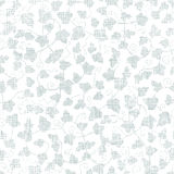 Vector sylver ivy textile texture seamless pattern Royalty Free Stock Photo
