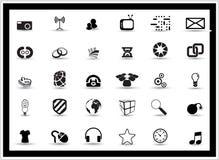 Vector symbols Stock Photos