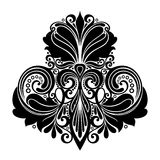 Vector Symmetrical Design Element Royalty Free Stock Image