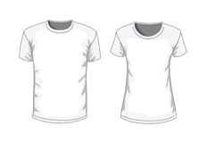 Vector T-shirt Royalty Free Stock Photos