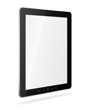 Vector tablet computer Royalty Free Stock Image