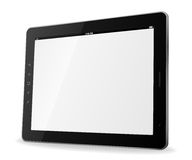 Vector tablet computer Royalty Free Stock Photo