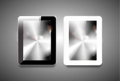 Vector tablet pc Royalty Free Stock Image