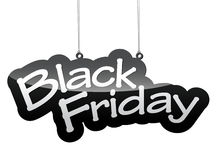Free Vector Tag Background Black Friday Royalty Free Stock Photography - 84427667
