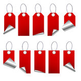 Vector Tags Stock Photography