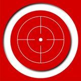 Vector target icon, Crosshair. Vector icon Stock Photos