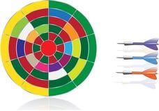 Vector target Stock Image
