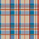 Vector tartan textile texture. Stock Photography