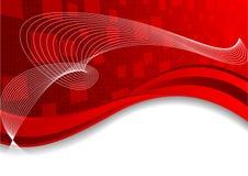 Vector tech background. Clip-art Stock Photos
