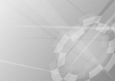 Vector technologieachtergrond Royalty-vrije Stock Afbeelding