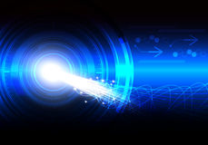 Vector of Technology abstract background royalty free stock image