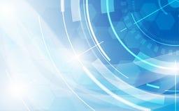 Vector technology scientific innovation concept backdrop. Eps 10 vector vector illustration