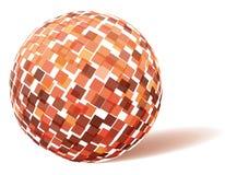 Vector technology sphere. Stock Photos