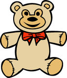 Vector teddy bear Stock Photo