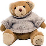 Vector teddy bear Stock Photos