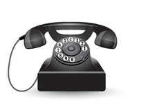 Vector telephone Royalty Free Stock Images