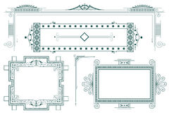 Vector template. Advertisements, flyer, web, wedding  and other Royalty Free Stock Image