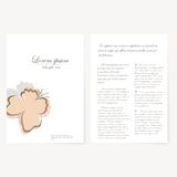 Vector template for folder, business card and Stock Photos