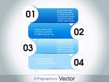 Vector template in modern style/ Banner Design tem Stock Image