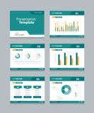 Vector template presentation slides background design.info graphs and charts . slides design. Business presentation template background concept royalty free illustration