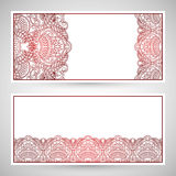 Vector templates floral pattern graphic designs. Stock Photo