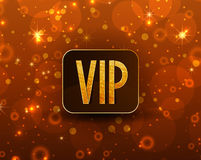 Vector text VIP Stock Images