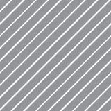 Vector a textura sem emenda com inclinação de linhas cinzentas e brancas ilustração stock