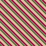 Vector a textura sem emenda em cores do Natal com linhas slating ilustração stock