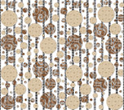 Vector texture background and textile pattern Royalty Free Stock Photo