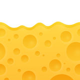 Vector Texture of Cheese Stock Images