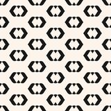 Vector texture with curved shapes. Repeat design for decor, textile, fabric, furniture, wrapping. Vector geometric texture with curved shapes. Abstract modern Stock Image