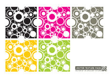 Vector Texture Pack Stock Photo