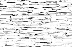 Vector illustration of stone wall Royalty Free Stock Images