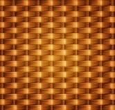 Vector texture. Wicker basket. stock illustration