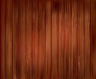 Vector texture of wooden boards Royalty Free Stock Image
