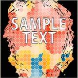 Vector texture for you design Royalty Free Stock Photos
