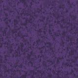 Vector textured purple seamless pattern. Abstract grunge design Stock Image